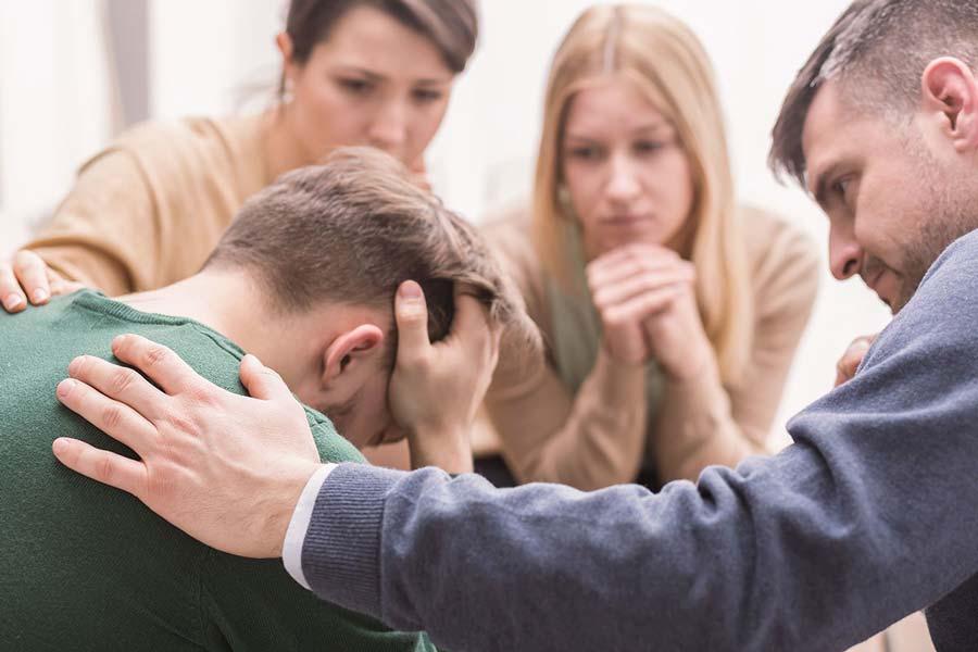 terapia de grupo en centros de adicciones