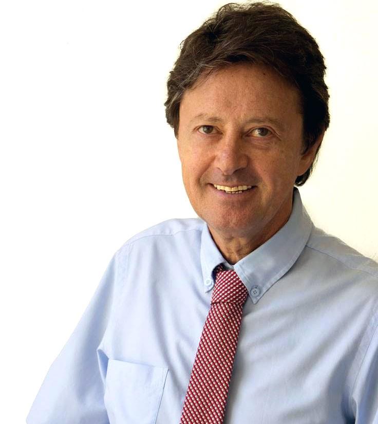 Nestor Szerman, presidente de la sociedad Española de Patología Dual