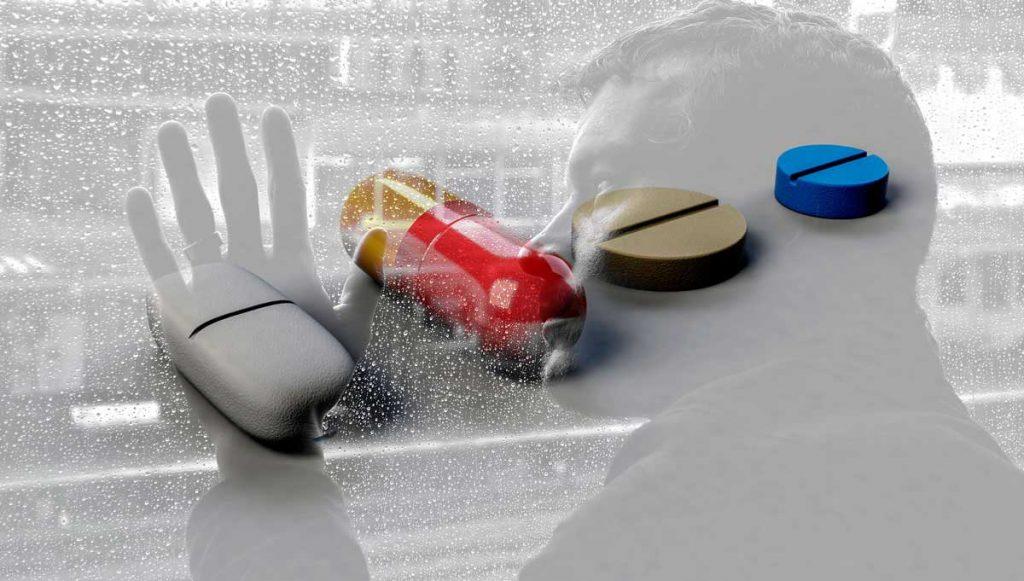 desintoxicación química para el tratamiento de adicciones