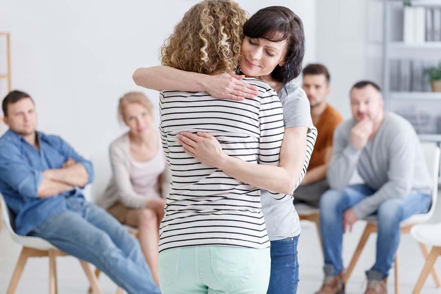 tratamiento de adicciones en grupo terapéutico