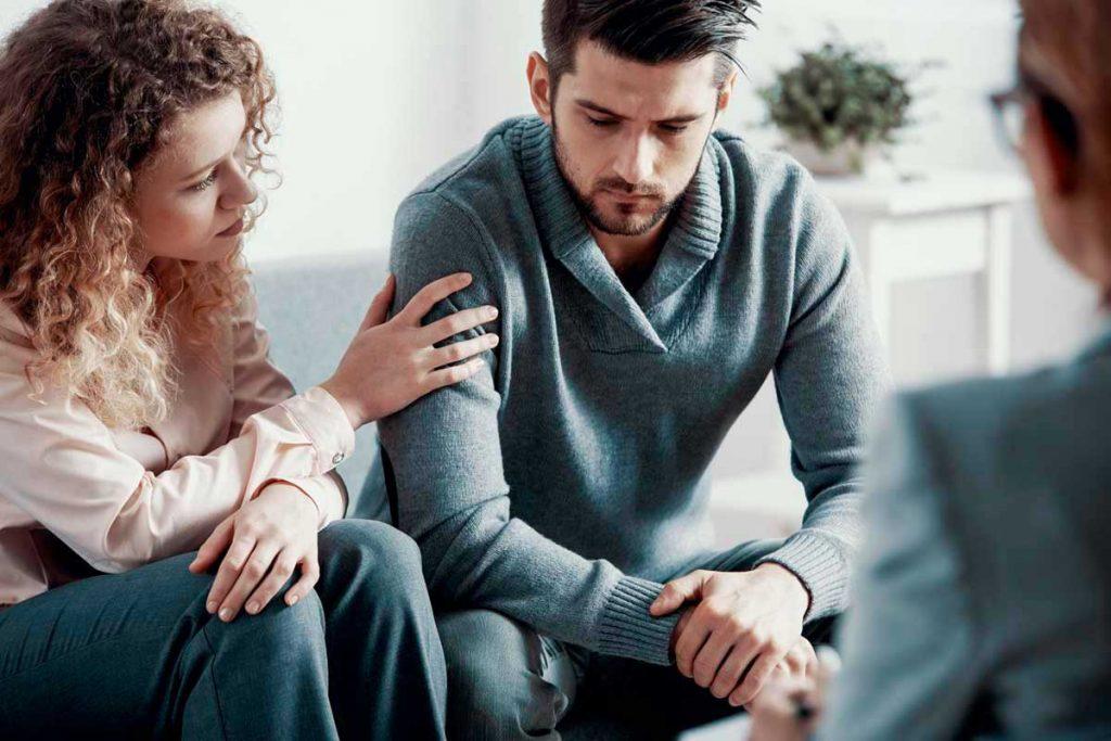 Terapia de pareja con adicciones con un psicólogo