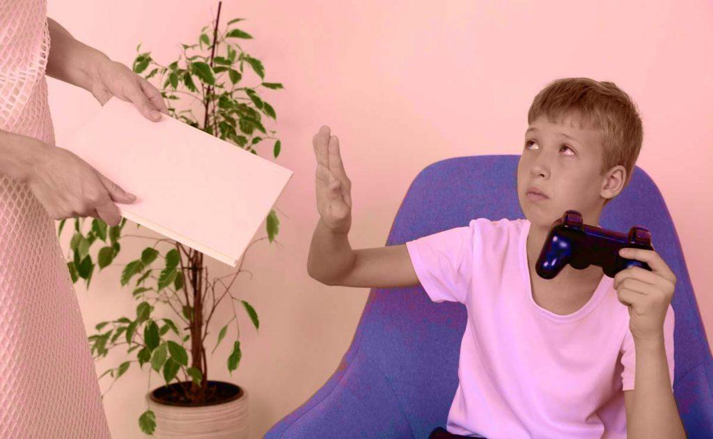 niños con adicción a las nuevas tecnologías