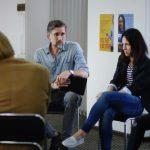 terapia de grupo en comunidad terapéutica
